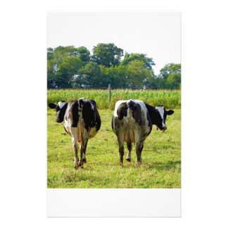 Udder Viewpoints Custom Stationery