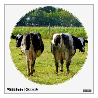 Udder Viewpoints Wall Decal