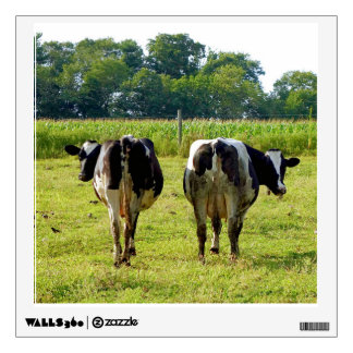 Udder Viewpoints Wall Sticker