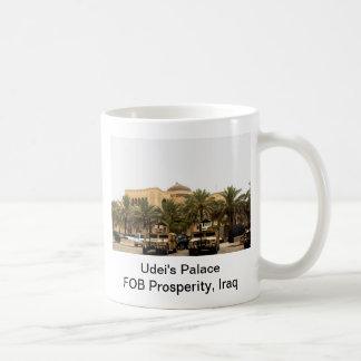 Udei; palacio de s, prosperidad del MANDO, Iraq Taza Clásica