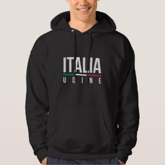 Udine Italia Hooded Pullover