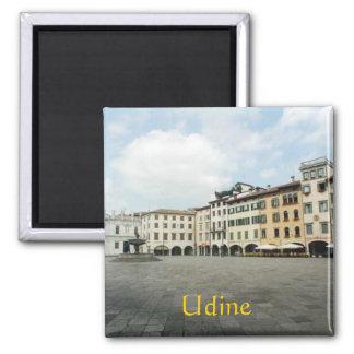 Udine, Italy Fridge Magnets