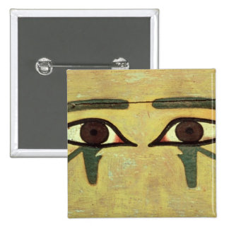 Udjat Eyes on a Coffin, Middle Kingdom Button
