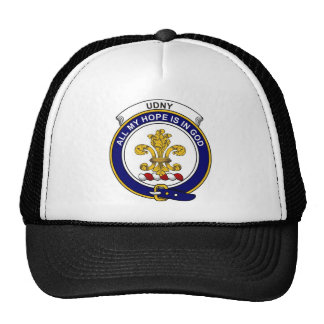 Udny Clan Badge Mesh Hats