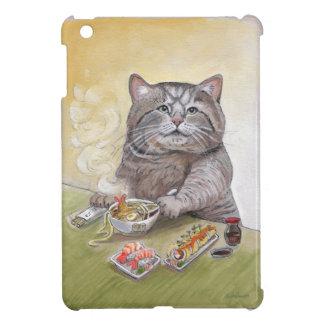 Udon del Tempura del gato del sushi