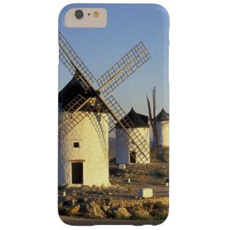 UE, España, La Mancha, Consuegra. Molinoes de Funda De iPhone 6 Plus Barely There