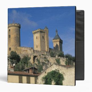 UE, Francia, Foix, Ariege, los Pirineos. Castillo