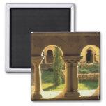 UE, Francia, Provence, abadía de Ganagobie, Imán Cuadrado