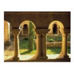 UE, Francia, Provence, abadía de Ganagobie, Postales