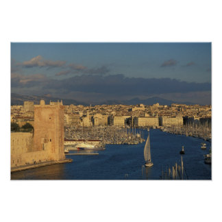 UE, Francia, Provence, Bouches-du-Rhone, 2 Posters