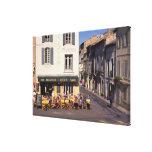UE, Francia, Provence, Bouches-du-Rhone, Arles. Impresión De Lienzo
