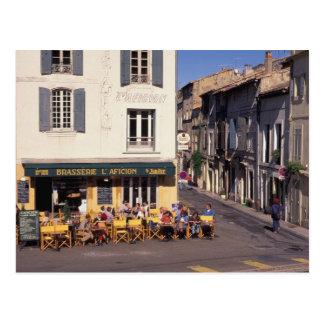 UE, Francia, Provence, Bouches-du-Rhone, Arles. Tarjetas Postales