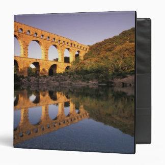 """UE, Francia, Provence, Gard, Pont du Gard. 2 Carpeta 1 1/2"""""""