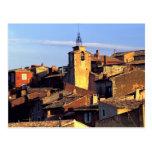 UE, Francia, Provence, Vaucluse, el Rosellón. 3 Tarjetas Postales
