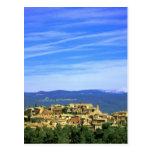 UE, Francia, Provence, Vaucluse, el Rosellón Tarjeta Postal