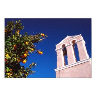 UE Grecia Iglesia ortodoxa griega Impresiones Fotográficas