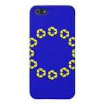 UE que recicla la bandera iPhone 5 Protectores