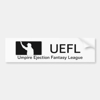 UEFL Bumper Sticker