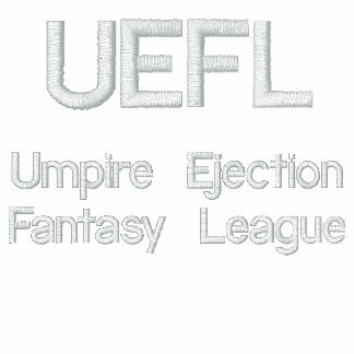 UEFL Text Embroidered Polo