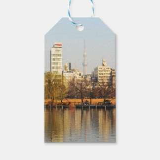 Ueno Park in Tokyo, Japan Gift Tags