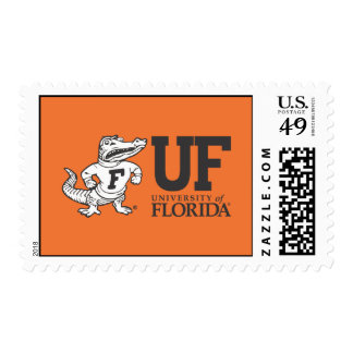 UF Albert With Hat Postage Stamps