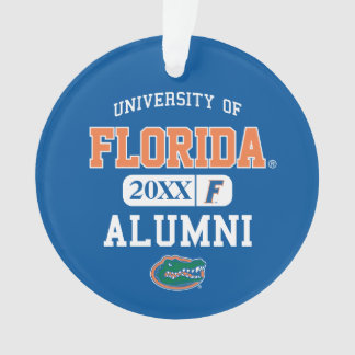UF Alumni Logo Ornament