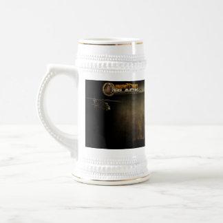 UF Black Beer Stein Coffee Mug