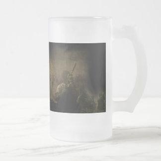 UF Black Frosty Mug