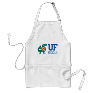 UF Blue with Albert Adult Apron