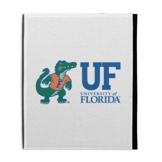 UF Blue with Albert iPad Folio Case