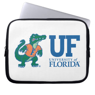 UF Blue with Albert Laptop Computer Sleeve
