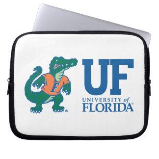 UF Blue with Albert Laptop Computer Sleeve