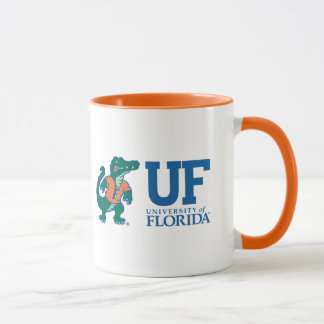 UF Blue with Albert Mug