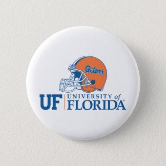 UF Florida Gators Helmet | Left Pinback Button