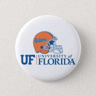 UF Florida Gators Helmet | Right Pinback Button