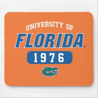 UF Gator Retro Logo Class Year Mouse Pad