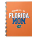 UF Orange and Blue Gator Family Spiral Notebook