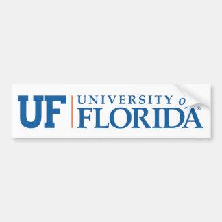 UF - Universidad de la Florida Pegatina Para Auto