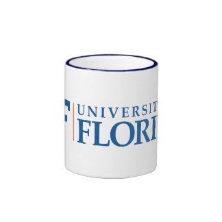 UF - Universidad de la Florida Taza De Dos Colores