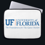"UF University of Florida - Gator Nation Laptop Sleeve<br><div class=""desc"">Zazzle offers the most exciting and unique gear for the ultimate Florida Gator fan! All of our products are officially licensed and customizable, which makes them perfect for students, alumni, family, fans, and faculty. Whether you are gearing up for tailgating, hosting a party for a Florida fan, or decorating your...</div>"
