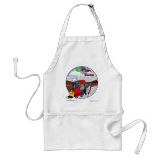UFEE Tooter Adult Apron