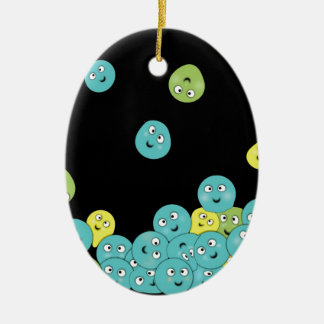 Uff che palline christmas ornament
