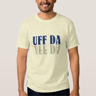 UFF DA Funny Scandinavian T-shirts