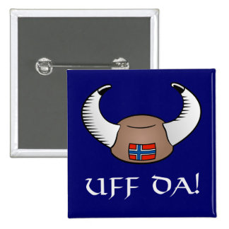 ¡Uff DA! Gorra de Viking Pins
