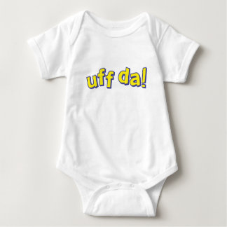 Uff Da Infant Creeper