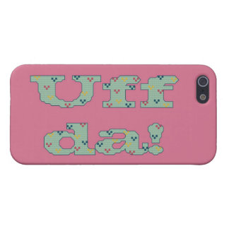 Uff da! iPhone 5/5S case