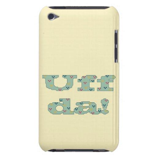 Uff da! iPod Case iPod Touch Covers