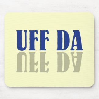 UFF DA MOUSE PADS