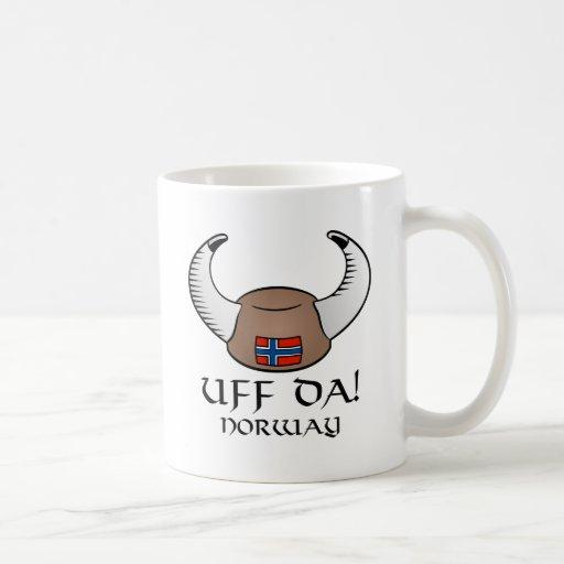 Uff Da! Norway Coffee Mug