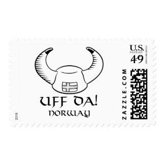 Uff Da! Norway Postage